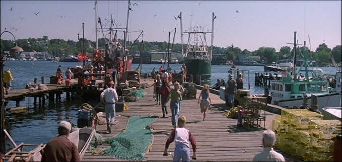 The Perfect Storm 2000 Filming Locations The Movie District