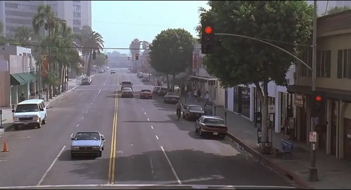 Bean (1997) Filming Locations - The Movie District