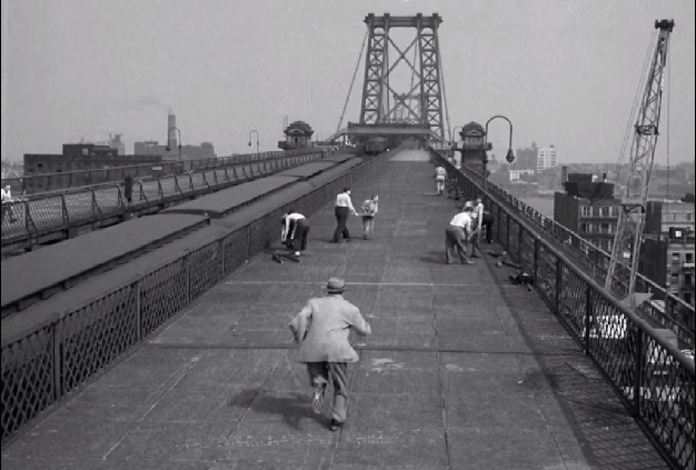 the naked city  1948  filming locations