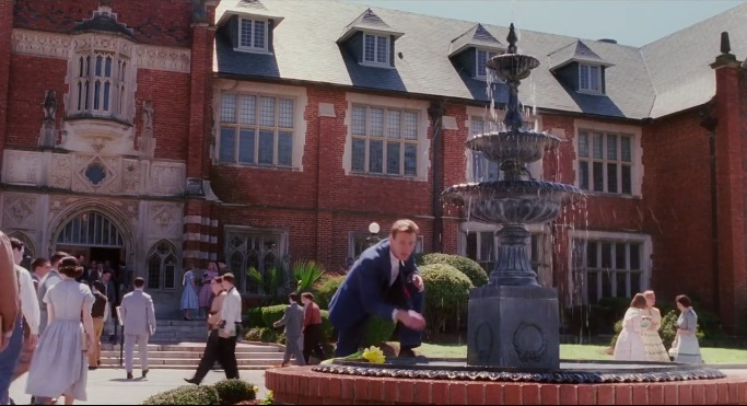 Big Fish 2003 Filming Locations The Movie District
