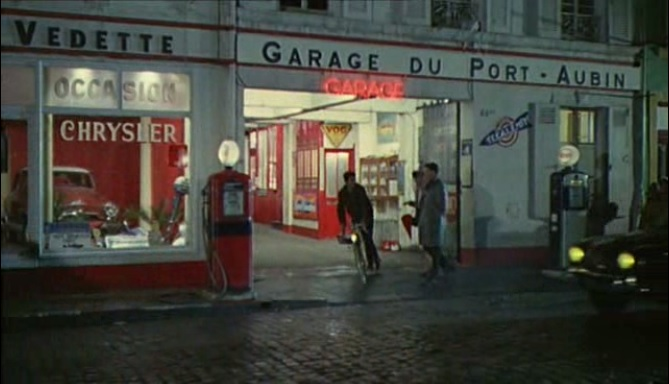 the umbrellas of cherbourg 1964 filming locations the movie district. Black Bedroom Furniture Sets. Home Design Ideas