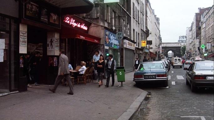 Hotel Rue Saint Martin  Paris