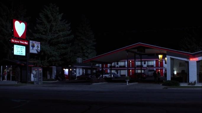 Motel  Rhode Island