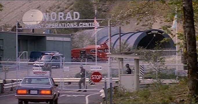 Colorado Mountain School >> WarGames (1983) Filming Locations - The Movie District